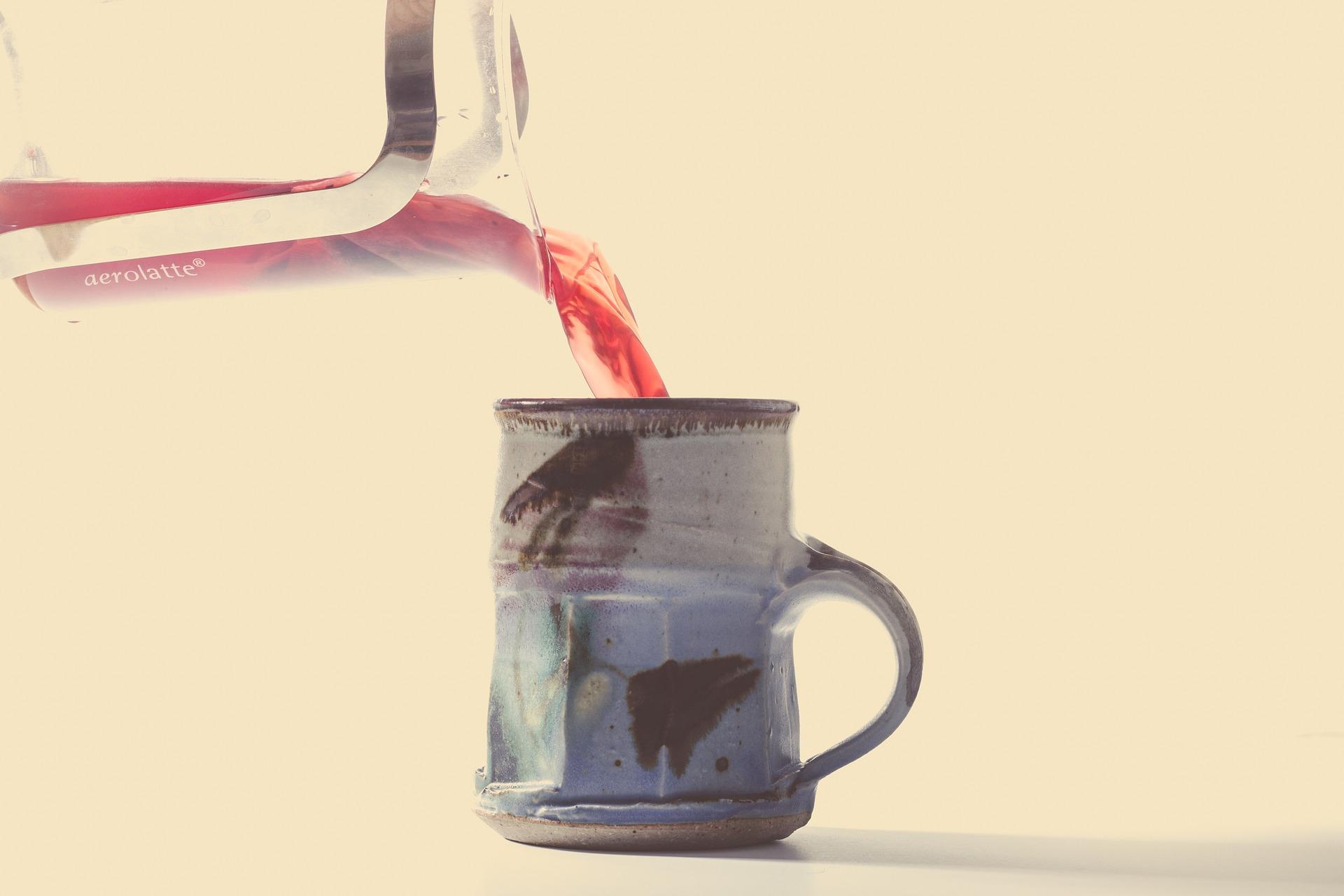 herbata granulowana
